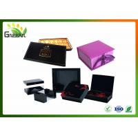 Quality Exquisite Fashion Design Gift Boxes for Red Wine / Wedding Sugar wholesale
