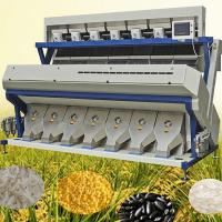 China CCD rice color sorter wheat tea beannut color sorting machine on sale
