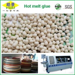 Quality EVA Based Hot Melt Edge Banding Adhesive For Structure Bonding , Plastic , Toys , Metal wholesale