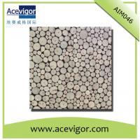 Cheap Round mosaic wall tiles for indoor decoration for sale