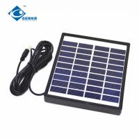 China ZW-1.5W high quality new standard solar panel 9V 1.5W mini foldable solar panel for solar panel battery charger on sale