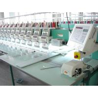 Quality Commercial Monogramming Machine , Clothes Handbags Hat Embroidery Machine wholesale