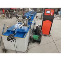 China Aluminum Hat Style Stud Roll Forming Machine , 4 kw Ceiling Roll Forming Machine on sale