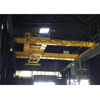 Quality Long Life Double Girder Overhead Cranes , Electric Overhead Travelling Crane wholesale