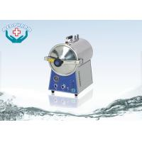 China SS304 Table Top Autoclave Steam Sterilizer With Electric Heated on sale
