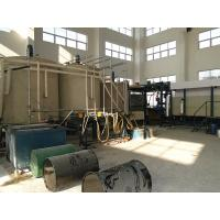 Quality Full Automatic Low Pressure Foam Machine , Polyurethane Foam Production Line 300L / Min wholesale