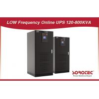 China Low Frequency Online UPS GP9335C Series 120-800KVA (3Ph in/3Ph out) on sale