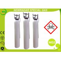 Pure 99.999% Nitrogen oxide purity cylinder gas For chemical explosives , 10102-44-0
