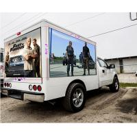 Quality P4mm RGB 3-in-1 Mobile Video Display / Trailer Mounted Led Screen Wide Voltage Design wholesale