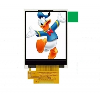 Quality 1.8Inch 128X160 ST7735S TFT LCD Touch Screen With 14Pins SPI Interface wholesale