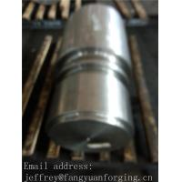Quality 18CrNiMo7-6 Hot Rolled Forged Shaft For Gear Box Wind Power  Mining Machinery wholesale