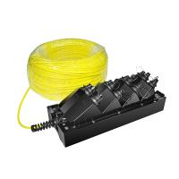 Buy cheap 8-48F wall mount or pole installation fiber optic FTTX enclosure from wholesalers