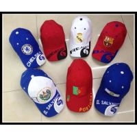 Quality Promotional Custom 100% cotton Embroidery logo Baseball Cap /Sports Caps wholesale