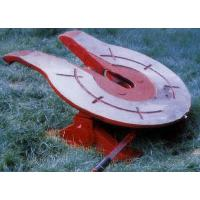 Quality Large Tonnage Cast Steel And Traction Seat Heavy Duty 150mm Mounting Height wholesale