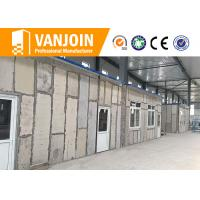 Quality EPS foam additives concrete sandwich wall panels with calcium silicate fiber board wholesale