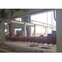 Quality 4.8m mould MINGJIE AAC Block Plant , AAC Block Machine For Fly Ash Brick wholesale