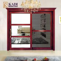 Quality Elegant Styled Sliding Security Screen Doors For Animal Entry Prevention Model: 132 wholesale