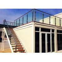 Quality Multipurpose Custom Container House , Decorative Modern Container Homes wholesale