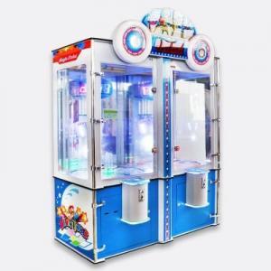 Quality Magic Mega Bonus Arcade Lottery Ticket Machine / Indoor Park Redemption Game Machine wholesale