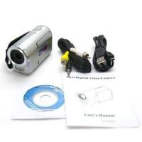 China 12MP White LCD Light 4x Digital Zoom Digital Video HD Mini DV Camera Camcorder on sale