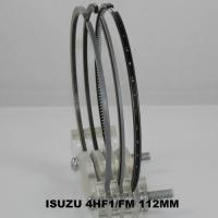 China Custom Auto Isuzu Low Tension Piston Ring Set 4HF1 For Heat Transfer on sale