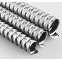 """Quality 1/2"""" Metal Flexible Electrical Conduit Pipe For High Speed Rail Subway Equipment wholesale"""