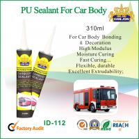 Quality Waterproof Polyurethane Sealants And Adhesives For Car Windshield / Body wholesale
