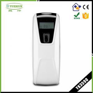 China YK3590 Aerosol Fragrance Dispenser Manufacturer New Automatic Air Freshener Dispenser on sale