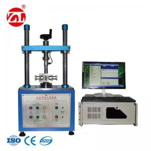 China ISO Mobile Phone Test Equipment / Servo Motor Drive Automatic LCD Monitor Torque Testing Machine on sale
