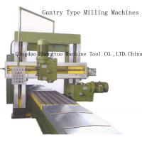 Quality Auto Horizontal Gantry Planer Type Milling Machine For Automobile Manufacturing wholesale