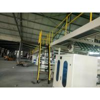China WJ250-2500-5-layer Corrugated Board Production Line with High Quality Configuration on sale