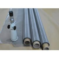China Efficient Production Stainless Steel Screen Printing 400 Fine Mesh for MLCC on sale