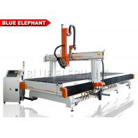 Quality ELE 2050 ATC woodwork cnc router machine , 4 axis wooden carving machine with cnc machine price wholesale