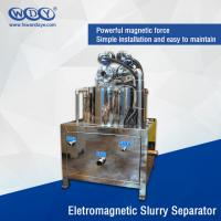 Quality Magnetic Separation Equipment Slurry Wet Magnetic Separator For Grinding Machine wholesale