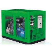 Quality Air Cooled 12.5 Bar Oil Free Twin Screw Air Compressor / 75 KW Rotary Screw Air Compressors wholesale