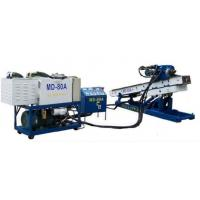 Cheap MD-80 Long Stroke Anchor Drilling Rig Borehole Drilling Machines Depth 50-80m for sale