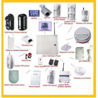 Quality Network alarm system | GSM & pstn wireless and wired alarm host | retail and wholesale security wholesale