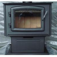 Quality High Efficiency Wood Stove / Freestanding Wood Stoves For Mobile Homes wholesale