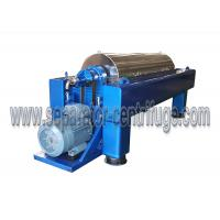 Quality Wastewater Treatment Plant Decanter Centrifuge Sewage Processing Machine wholesale