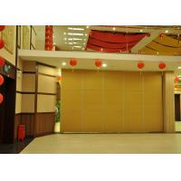 Quality MDF Interior Suspended Sliding Partition Commercial Toilet Partitions 65MM Panel wholesale