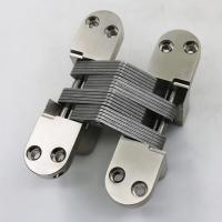 Quality soss invisible hinge 180 Degree invisible hinge for door wholesale