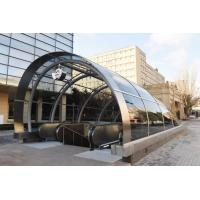 Quality Circle Type Custom Stainless Steel Products Large Volume Subway Station wholesale
