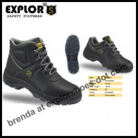 China men's safety boots  steel toe shoes work boots composite toe shoes for women on sale
