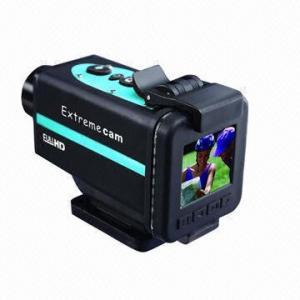 Quality 5 Mega CMOS Sensor HD Outdoor Waterproof Sports Camera wholesale