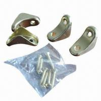 Quality 2 x 2-inch Bronze Chair Leg Braces, Available in Bright Brass Color wholesale