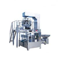 China Automatic Dried fruit Packaging machine multihead weigher on sale