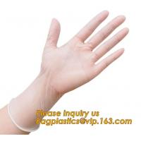 Medical Exam Use Disposable Powder Free Vinyl Gloves/Non Latex Vinyl Gloves/PVC