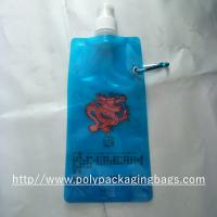 Quality Security Stand Up Pouch With Spout 32 Oz , 64 Oz Or Customized wholesale