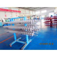 Quality 275KV,160kN Composite Silicone Insulator Long Rod With Eyes Fittings wholesale