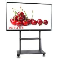 Quality High Brightness Touch Screen Interactive Whiteboard 3840*2160 UHD Resolution wholesale